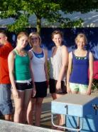 35. Internationales Pfingstschwimmfest am 22./23. Mai 2010 in Nordhorn