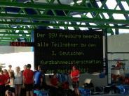 3. Deutsche Kurzbahn-Meisterschaften der Masters 2012 in Freiburg