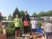 43. Internationalen Nordhorner Pfingstschwimmfest 2018